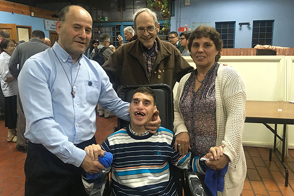 """Congregación entrega Premio Medalla """"Spes Unica"""" 2018"""