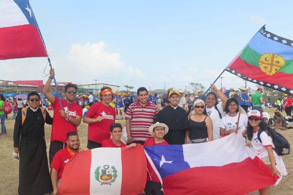 Santa Cruz Participa en Jornada Mundial de Jóvenes en Panamá