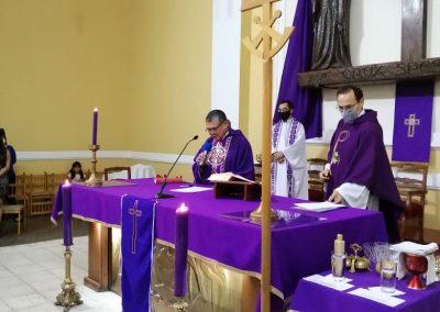 Instalación P. Rómulo Vera parroquia Andacollo(2)