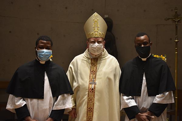 Visita Nuncio Apostólico Casa Formación
