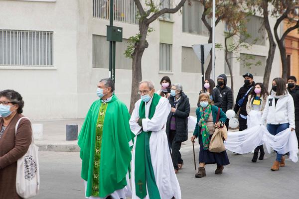 Celebración Nuestra Señora del Rosario de Andacollo